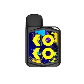 Uwell – Cigarette électronique Caliburn KOKO Prime, Kit Original, batterie 690mAh, vaporisateur 15W, cartouche de Pod G, bobine 2ML