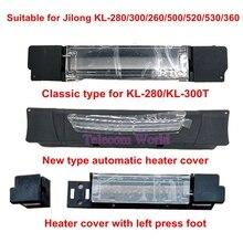 Original JILONGเครื่องทำความร้อนฝาครอบสำหรับJilong KL 280/280G/280H/260C/300T/500/510/520 Fiber Fusion Splicer Heater Coverแชสซี
