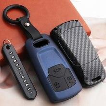 2019 противоударный мягкий ТПУ ключа автомобиля чехол для audi