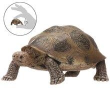 34 дюймовая гигантская черепаха Дикая жизнь игрушечное животное