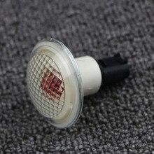 цены XGB500020 Clear White Side Fender Marker Lamp Light For Land Rover Range Rover 2003 2004 2005 2006 2007 2008 2009 2010 2011 2012