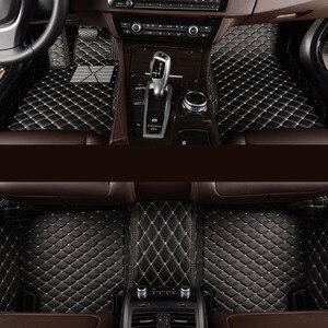 Image 1 - Kalaisike Custom car fußmatten für BMW alle modell 535 530 X3 X1 X4 X5 X6 Z4 525 520 f30 f10 e46 e90 e60 e39 e84 e83 auto styling