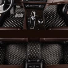 kalaisike Custom car floor mats for BMW all model 535 530 X3 X1 X4 X5 X6 Z4 525 520 f30 f10 e46 e90 e60 e39 e84 e83 car styling