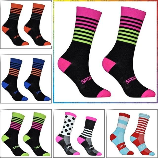 2020 pro equipe meias de ciclismo profissional mtb esportes da bicicleta meias alta qualidade correndo meias basquete muitas cores 1