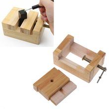 цена на Wood Working Mini Flat Pliers Vise Clamp Table Bench Vice Seal Hand Tools For Woodworking Carving Engraving Tool