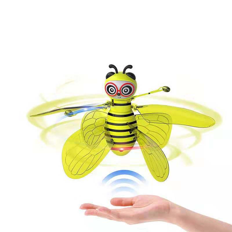 Gesture Sensing Aircraft, Bee, Children's UFO Toys
