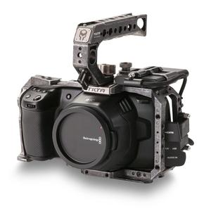 Image 2 - Tilta bmpcc 4 18k 6 18k カメラフルケージ TA T01 B 戦術 fininshed/グレー ssd ドライブホルダー用トップハンドル blackmagic bmpcc 4 18k 6 18k