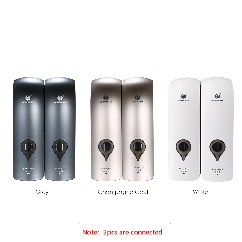 Ha173644087114f9c956a710d935032891 300ml Liquid Soap Dispenser Kitchen Soap Dispenser Pump Wall Mounted Bathroom Shower Liquid Sanitizer Hand Touch Soap Dispenser
