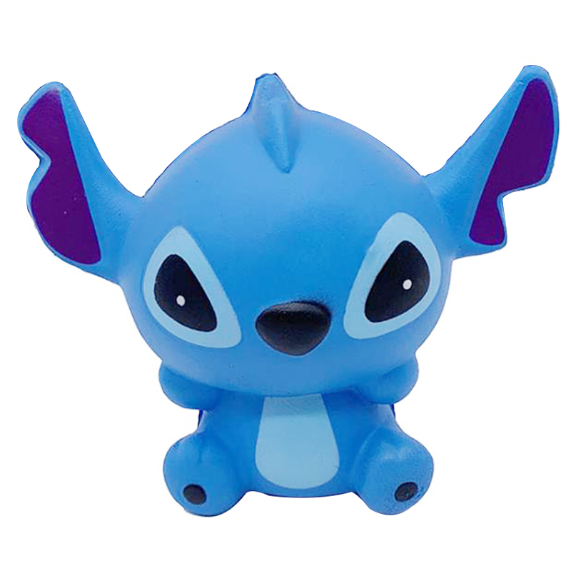 Jumbo Kawaii Stitch Squishy Simulation Slow Rising Sweet Scented Decompression Stress Relief Soft Squeeze Toys Fun For Child Toy