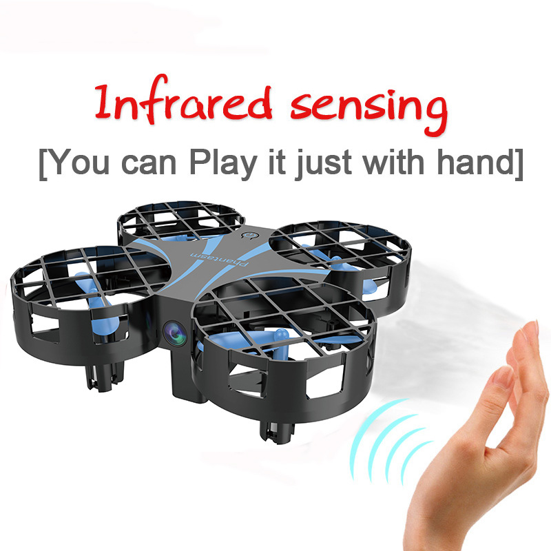 New Style Multi-seat Interactive Four-axis Handfeel Flight Smart Sensing Unmanned Aerial Vehicle