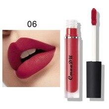 CmaaDu Makeup Matte Lipstick Set 15 Colors Liquid Lipstick Lip Tint Matte Velvet 24h Long Lasting Non-stick Cup Lip Makeup+DHL