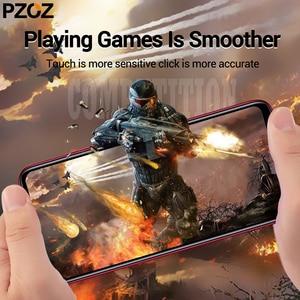 Image 5 - Pzoz per Red Mi Nota 7 di Vetro Completamente Coperto Temperato Pellicola Protettiva per Xiaomi Mi 9 A2 Lite Vetro Rosso Mi 4X5 Più K20 Nota 8 Pro