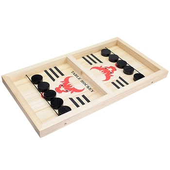 Paced Sling Puck Winner Fun Toys for Family Child Board-Game Party Game Time Funny Toys shark bite game funny toys desktop fishing toys kids family interactive toys board game