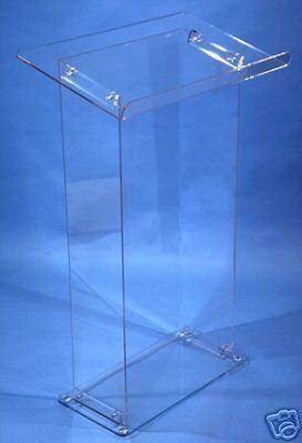 Clear Acrylic Podium Plexiglass