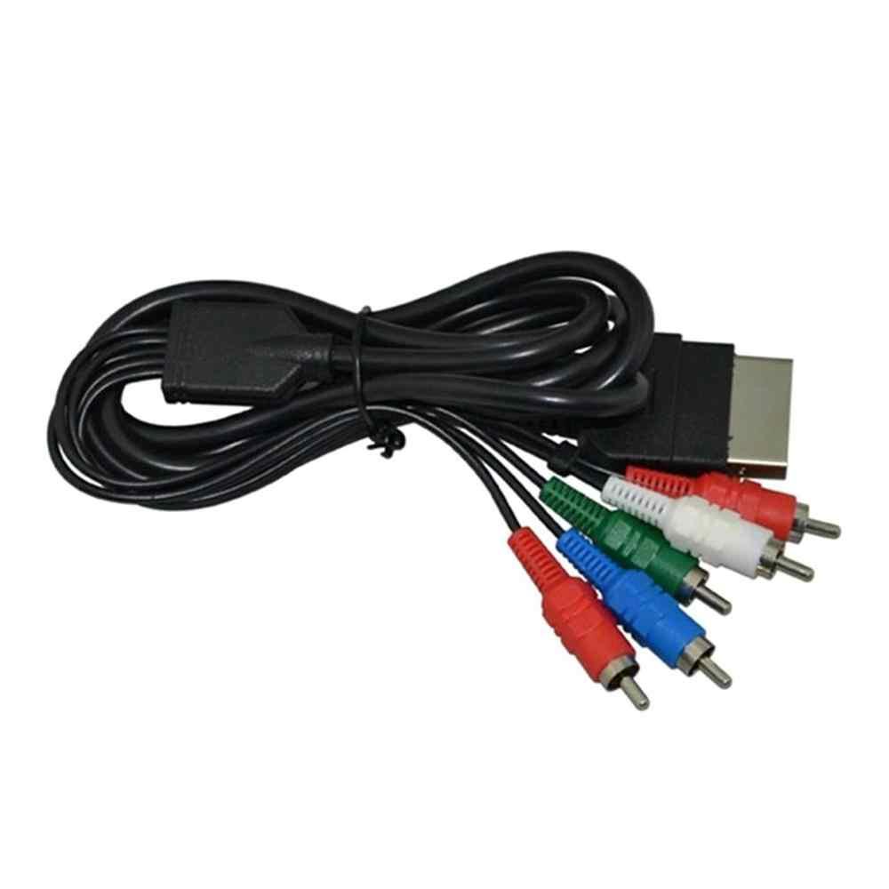 1080P Компонент Hd Tv Rca Av видео кабель Hdtv для Xbox оригинальная консоль профессиональная Мода портативный