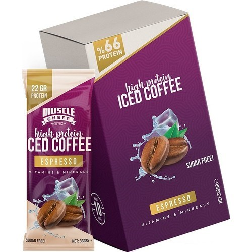 Whey Protein Coffee Nutrition Natural English Upper Supplement Strengthens Muscles And Improves Immunity 33 G X 10 Pack