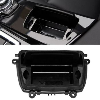Front Center Console Ashtray Cover Fit for 5 Series F10 F11 LCI Car Ashtray + Liner Car Ashtray    -
