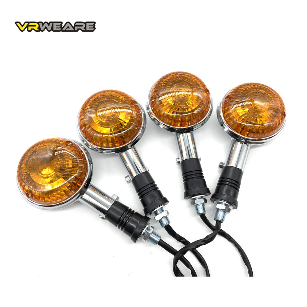 lampada de seta para motocicleta para yamaha xv400 xv650 xv1100 xv1300 xvs400 xvs650 xvs1100 virago v