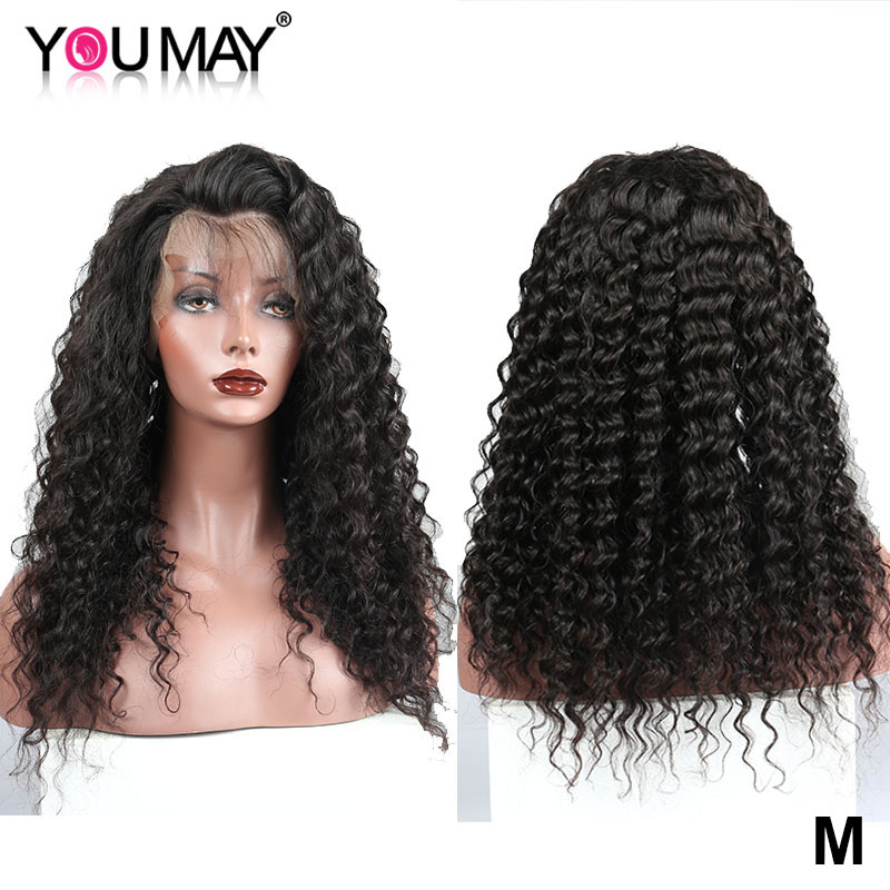 250 Denstiy Pineapple Curly 13x6 Lace Front Wig Brazilian Lace Front Human Hair Wigs For Women Middle Ratio You May Remy Wigs