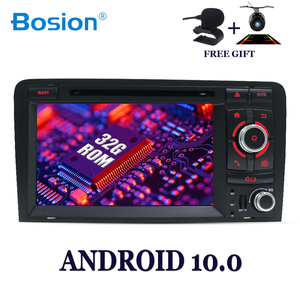 Bosion Android 10.0 Car DVD GPS For Audi A3 2006-2011 with DVD Player Radio Stereo Audio Auto Multimedia player Navigation SWC(China)