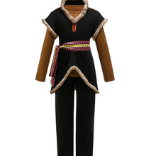 Autumn Spring Toddler Boys Clothes Sets 2 Elsa Kristoff Cost