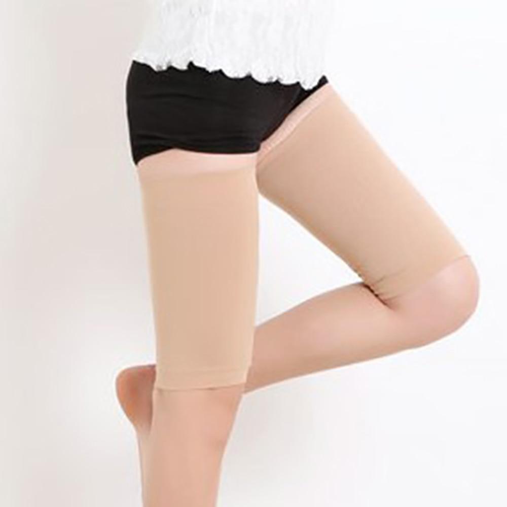 1Pair Women's Leg Control Shaper Slimming Pad Sauna Running Walking Trainer Lose Weight Slimmer Body Line Leg Belt Body Exercise