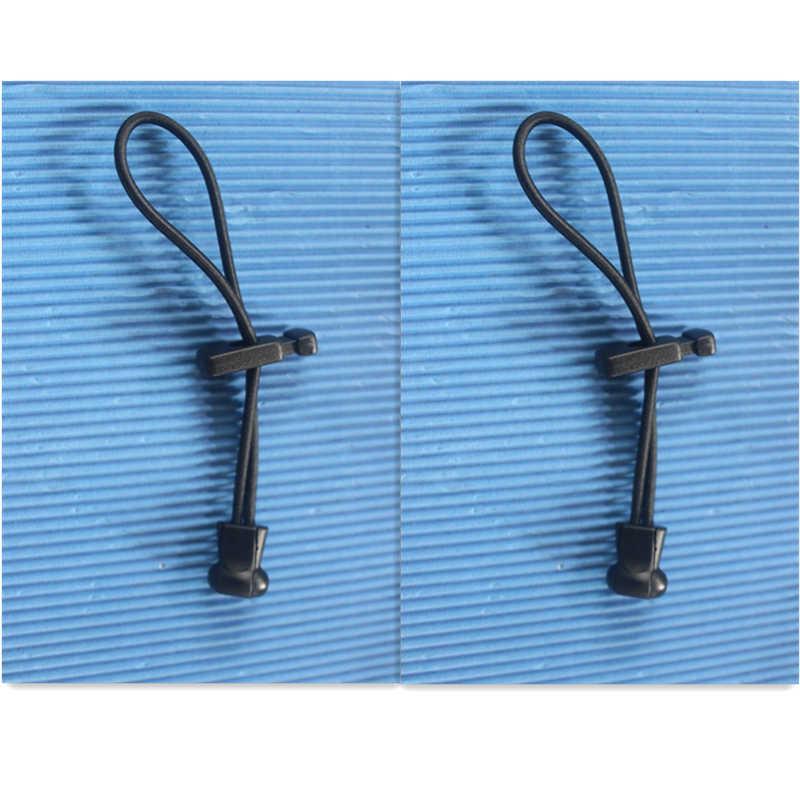 2 قطعة/الوحدة سباق مريلة Buckles عدد تحديد مقاطع حلقة حامل مطاطا حبل ماراثون الترياتلون حزام خصر للجري إكسسوارات رياضية