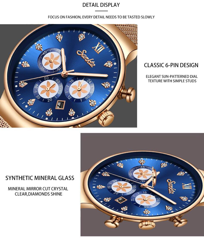 Relógios de Marca de Topo de Luxo