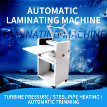Digital high speed laminating and hot stamping machine, hot laminating and cold laminating