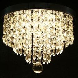Miękkie oświetlenie sufitowe LED montaż powierzchniowy Home Room lampa biurowa oprawa kuchenna okrągły kształt lampa dekoracyjna do domu