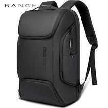 Bange nova chegada mochilas portáteis multifuncional com grande capacidade à prova dwaterproof água trabalho diário mochila de negócios volta pacote
