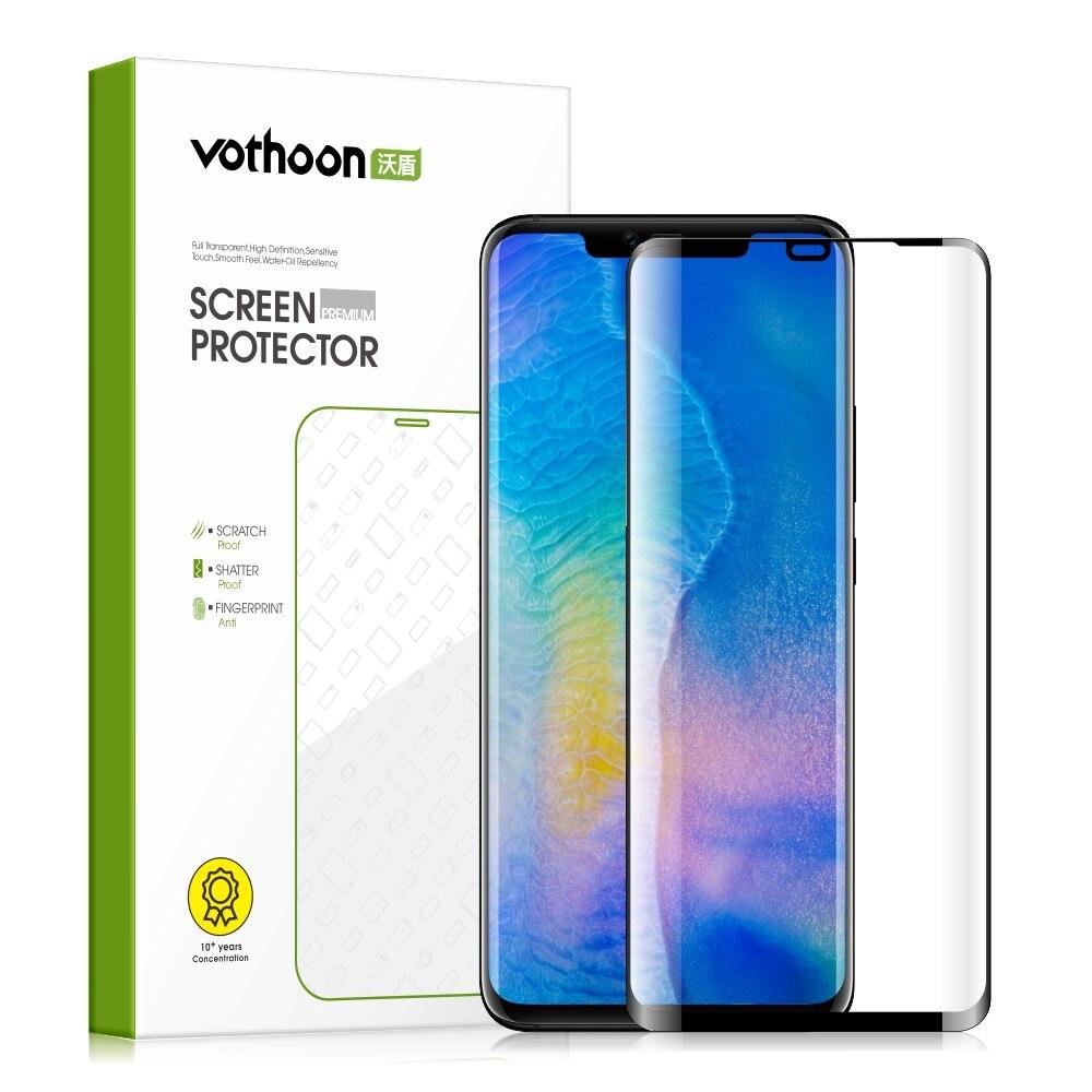 Vothoon защитный экран для Huawei Mate 40 Pro 30 Pro P40 Pro P30 P20 Lite Полное покрытие Закаленное стекло Защитная пленка для экрана