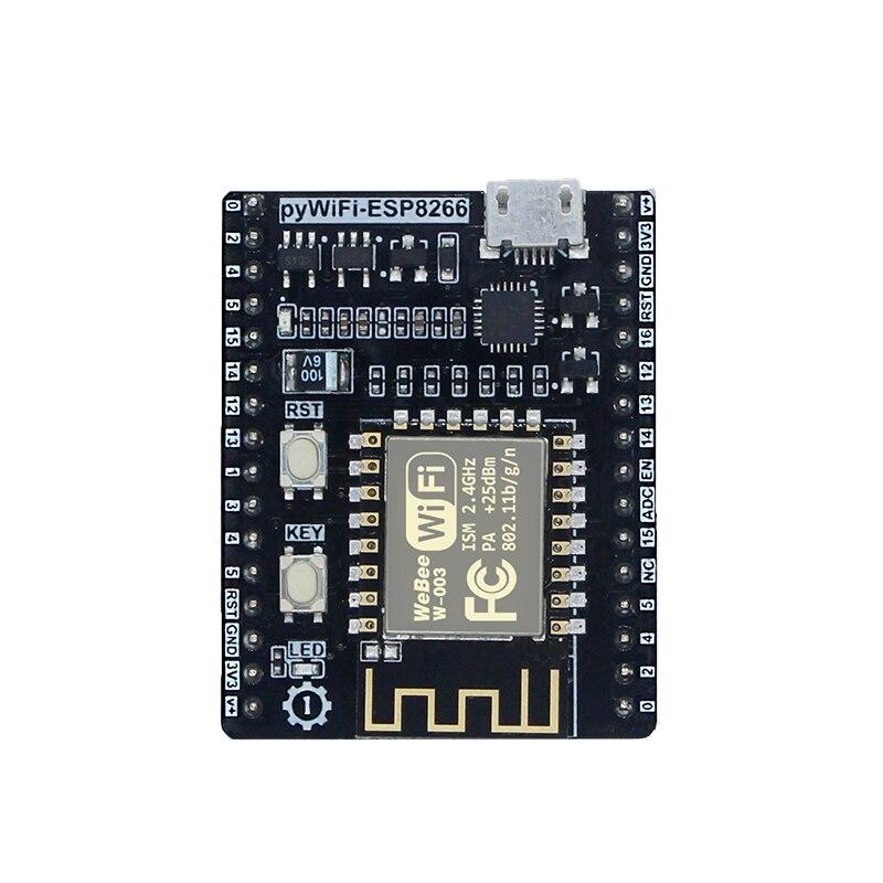 PyWiFi- ESP8266 Micro- Python IoT WIFI Learning Development Board Pyboard