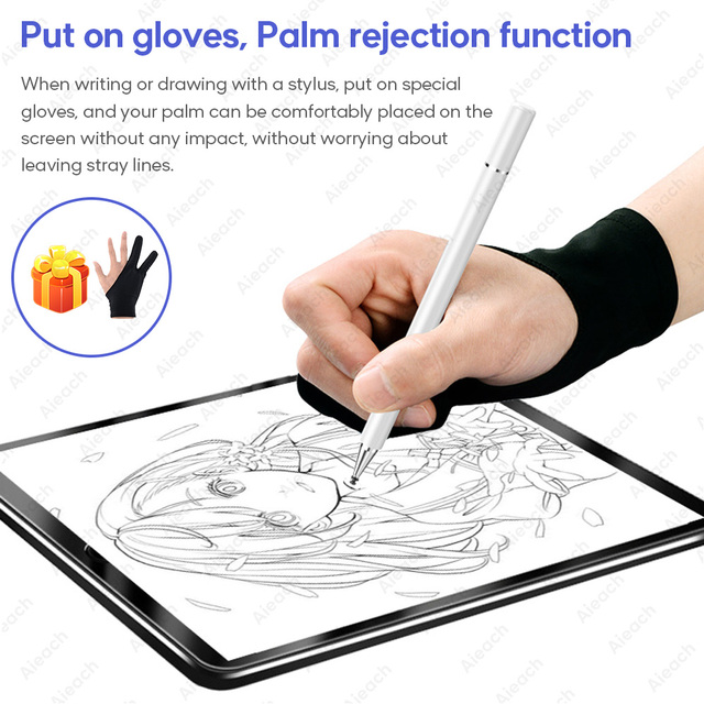 Universal Smartphone Pen For Stylus Android IOS Lenovo Xiaomi Samsung Tablet Pen Touch Screen Drawing Pen For Stylus iPad iPhone 5