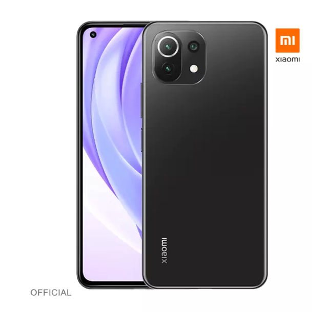 Global Version Xiaomi Mi 11 Lite Smartphone Snapdragon 732 Eight Core AMOLED Full Screen 64MP Pixel 33W With NFC Mobile Phone 3