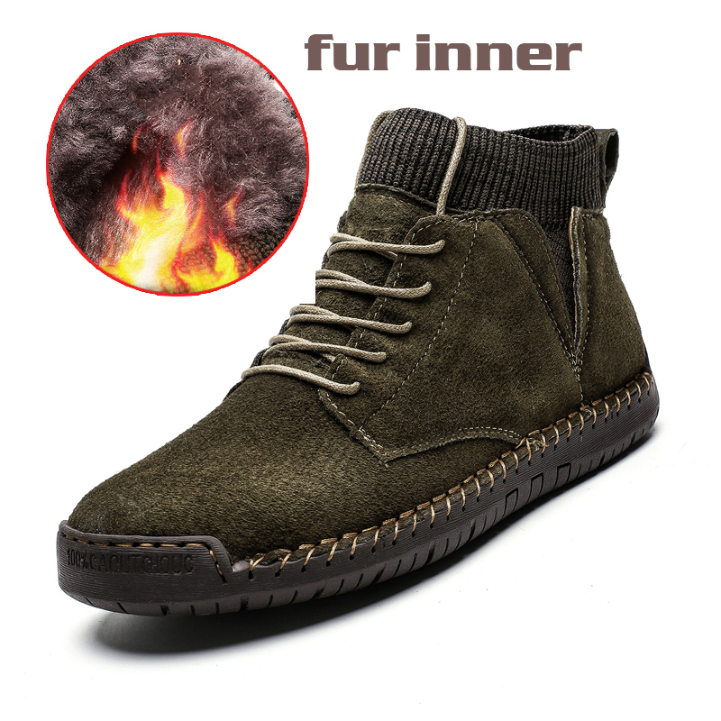 army fur casual shoes boots