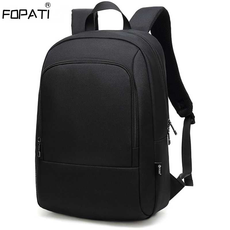 Multifunction USB charging school bag business casual travel bag waterproof 15.6 inch Laptop backpack men male backpack