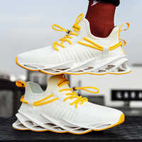 Blade Casual Shoes for men Fashion Mesh Light Breathable Sport Running Jogging Shoes Zapatos De Hombre Man Sneakers Plus Size