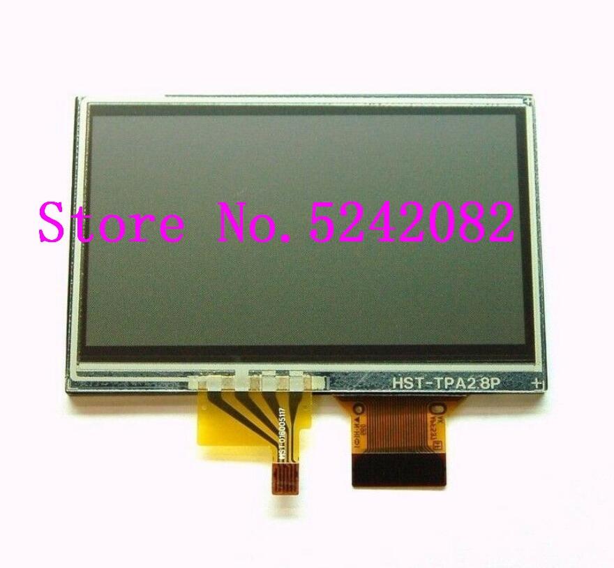 NEW LCD Display Screen For SONY DCR- SR45E SR45 SR60E SR60 SR65E SR65 SR67E SR67 SR100E Video Camera + Touch