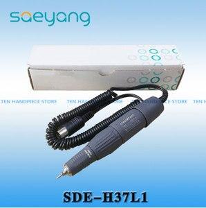 Image 1 - 2018 boa qualidade laboratório dental maratona micromotor handpiece 35000 rpm SDE H37L1 apto saeyang micromotor punho