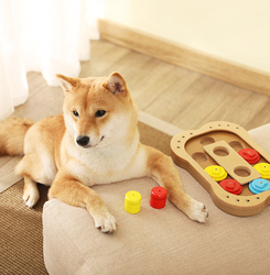 Dog Puzzle Toys Increase IQ Interactive Slow Dispensing Feeder Pet Cat Puppy Training Games FeedingFeeding Food Intelligence Toy