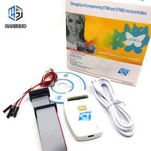 1 sztuk nowy ST-LINK V2 ST-LINK V2 (CN) ST LINK STLINK Emulator menedżer pobierania STM8 STM32 sztuczne urządzenie tanie tanio HWA YEH CN (pochodzenie) Elektryczne Analogowe tylko