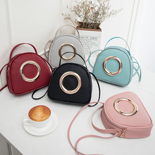 li zhi wen Handbags 2020 nian Fashion Ring Decorative Small yuan bao by Age Mini Personality Shoulder Laptop Shoulder Bag li wen envy 200g