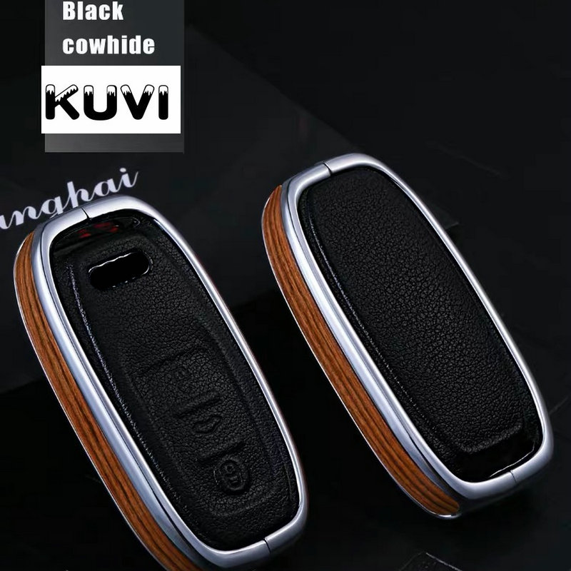 Car Remote Smart Key Cover Fob Case Shell For Audi A1 A3 A4 A5 A6 A7 A8 Quattro Q3 Q5 Q7 2009 2010 2011 2012 2013 2014 2015 image
