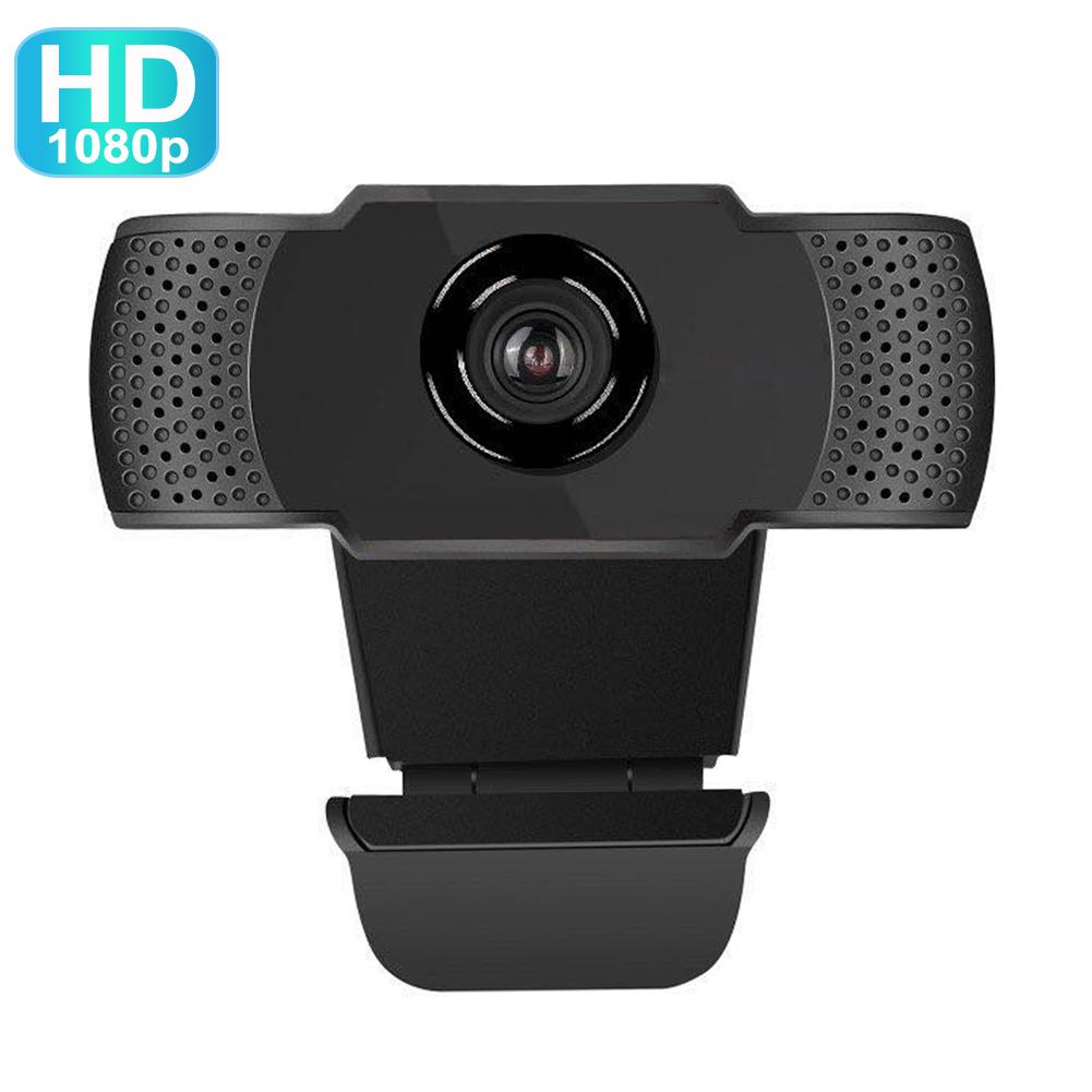 В наличии usb веб камера hd 1080p Веб мини компьютер ПК Поворотная