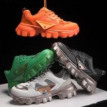 Krasovki Mens Casual Shoes Brand Breathable Walking Sneaker