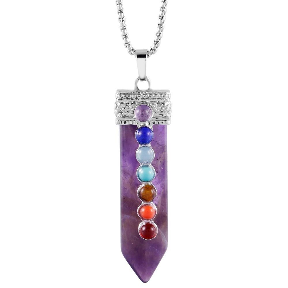 Купить женское и мужское ожерелье из искусственного камня