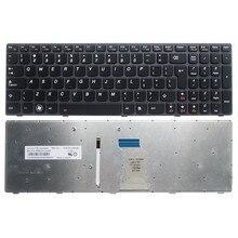 Аксессуары для ноутбуков, новая клавиатура UI для Lenovo Ideapad Y580 Y580N Y580A Y590 Y590N, клавиатура с подсветкой