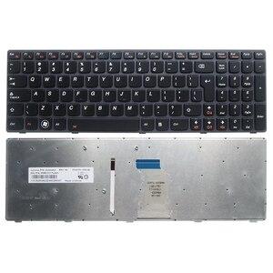 laptop accessories UI New keyboard for Lenovo Ideapad Y580 Y580N Y580A Y590 Y590N Keyboard Backlit(China)
