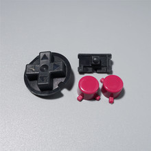 Para gbp botões personalizados substituição botão gameboy bolso acessório jogo